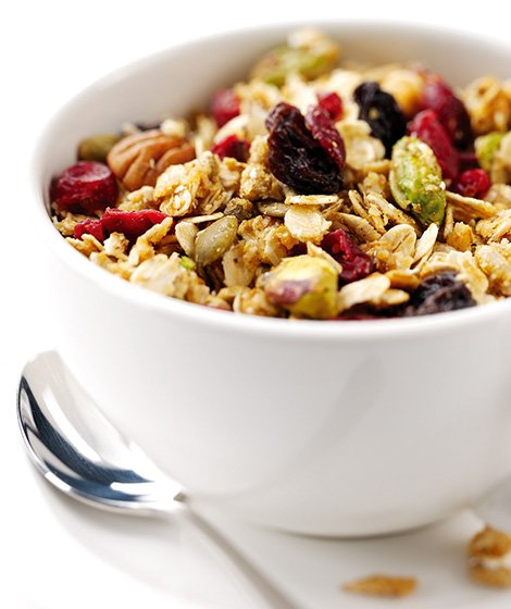 Honeyed Muesli Crunch