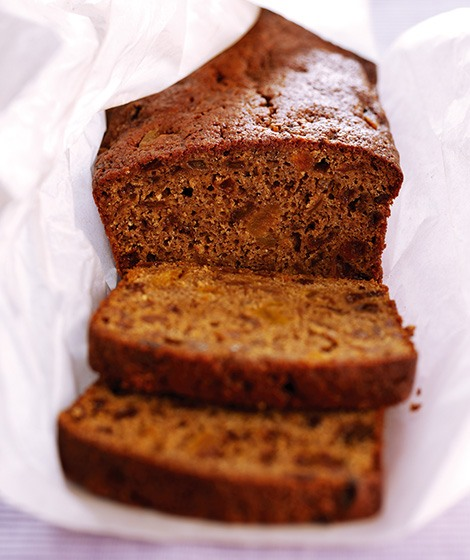 Low Fat Fruit Loaf Recipe
