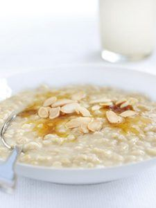 Heather Honey Porridge