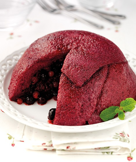 Wholemeal Summer Pudding