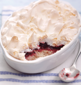 Queen of Puddings recipe image