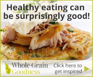 Mumsnet Whole Grain Goodness Banner