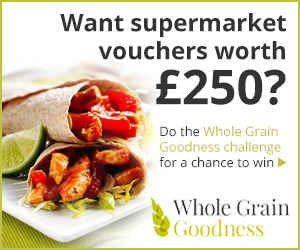 Whole grain challenge competition on mumsnet whole grain goodness mumsnet logo mumsnet whole grain goodness banner mumsnet win 250 forumfinder Choice Image